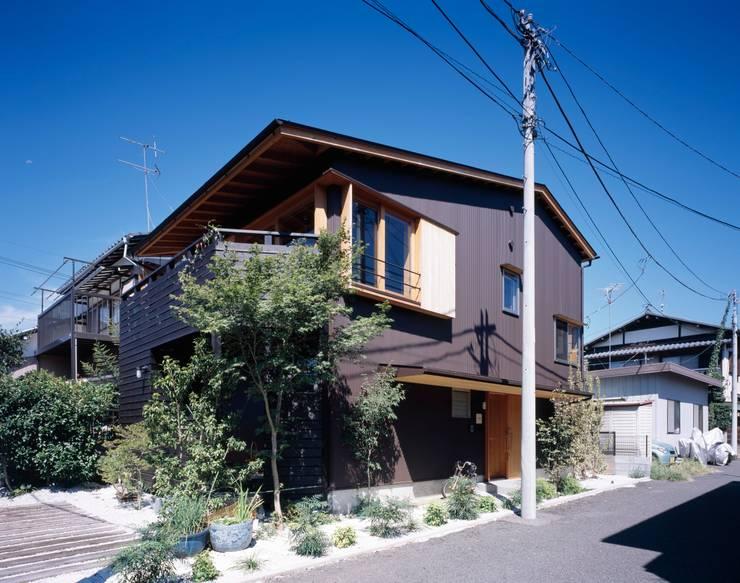 Hidamariハウス: しまだ設計室が手掛けた家です。