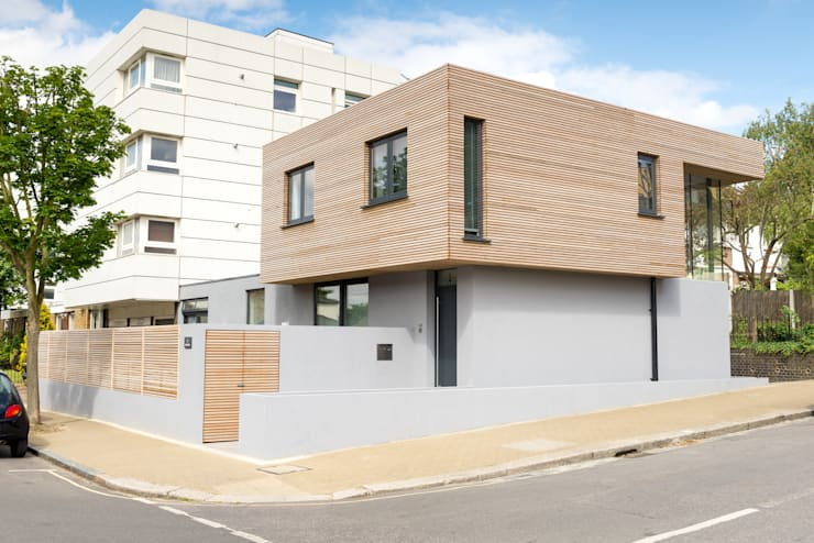 Nhà theo The Chase Architecture, Hiện đại