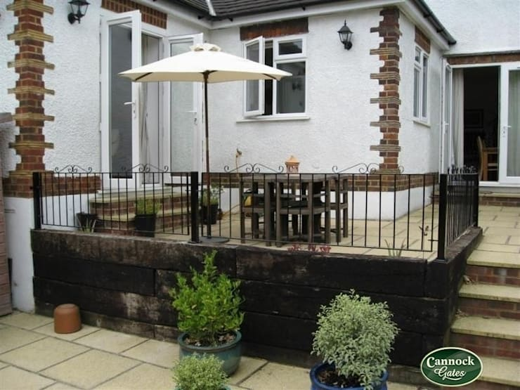 Garden by Cannock Gates Ltd