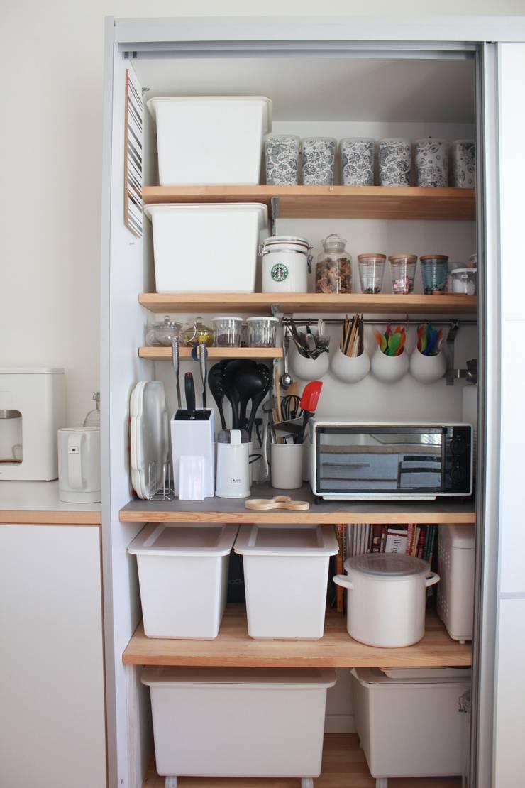 iie design モデルハウス: 一級建築士事務所 iie designが手掛けたキッチンです。