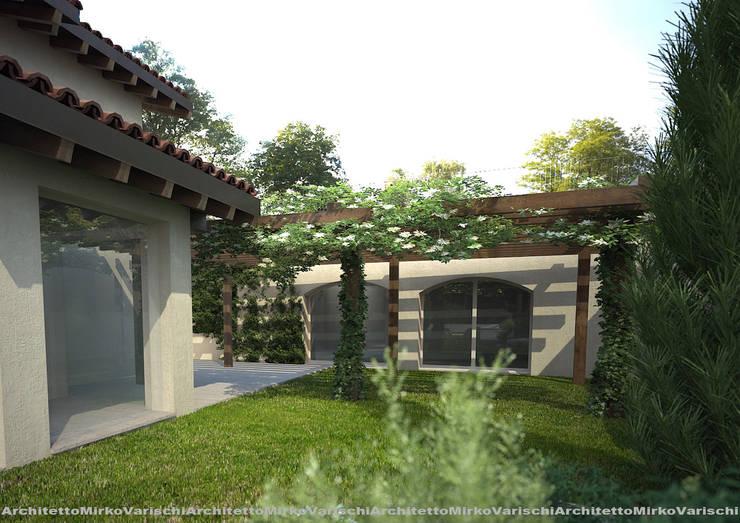 Maisons modernes par Studio d'Architettura MIRKO VARISCHI Moderne