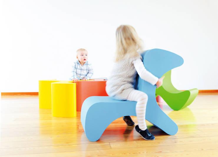 غرفة الأطفال تنفيذ Studio for Spatial Design