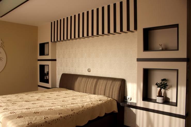 Schlafzimmer:  Schlafzimmer von wohn & küchenwerkstatt robert greil