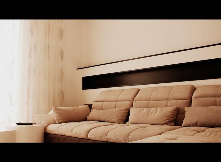 Bank:  Wohnzimmer von wohn & küchenwerkstatt robert greil