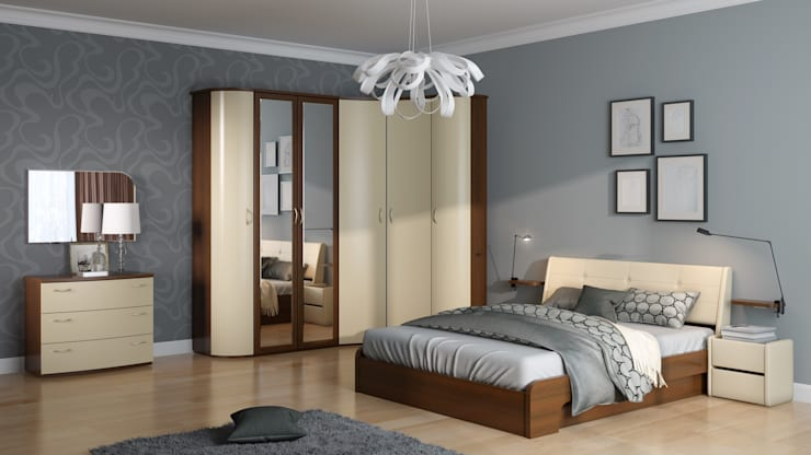 Bedroom by ABICS,