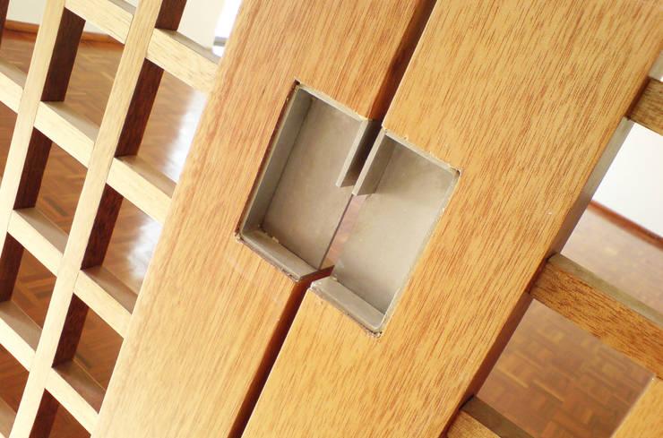 Casa Pedrregal : Ventanas de estilo  por Visual Concept / Arquitectura y diseño