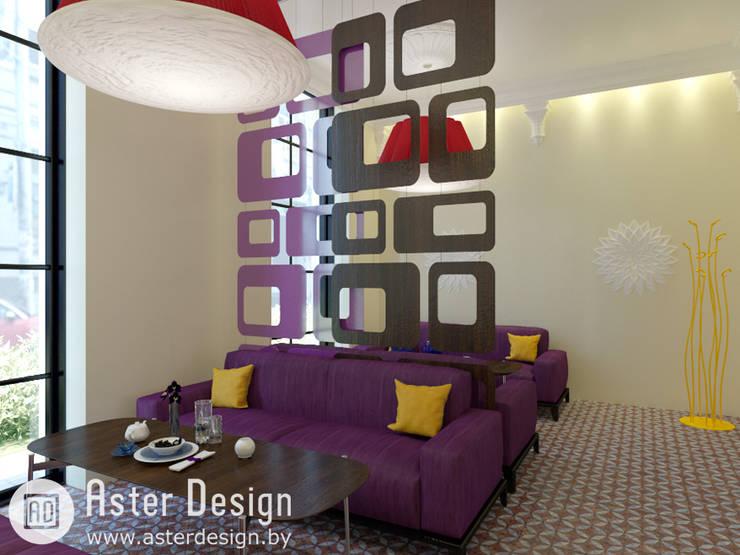 VIP зал: Гостиная в . Автор – ASTER DECO