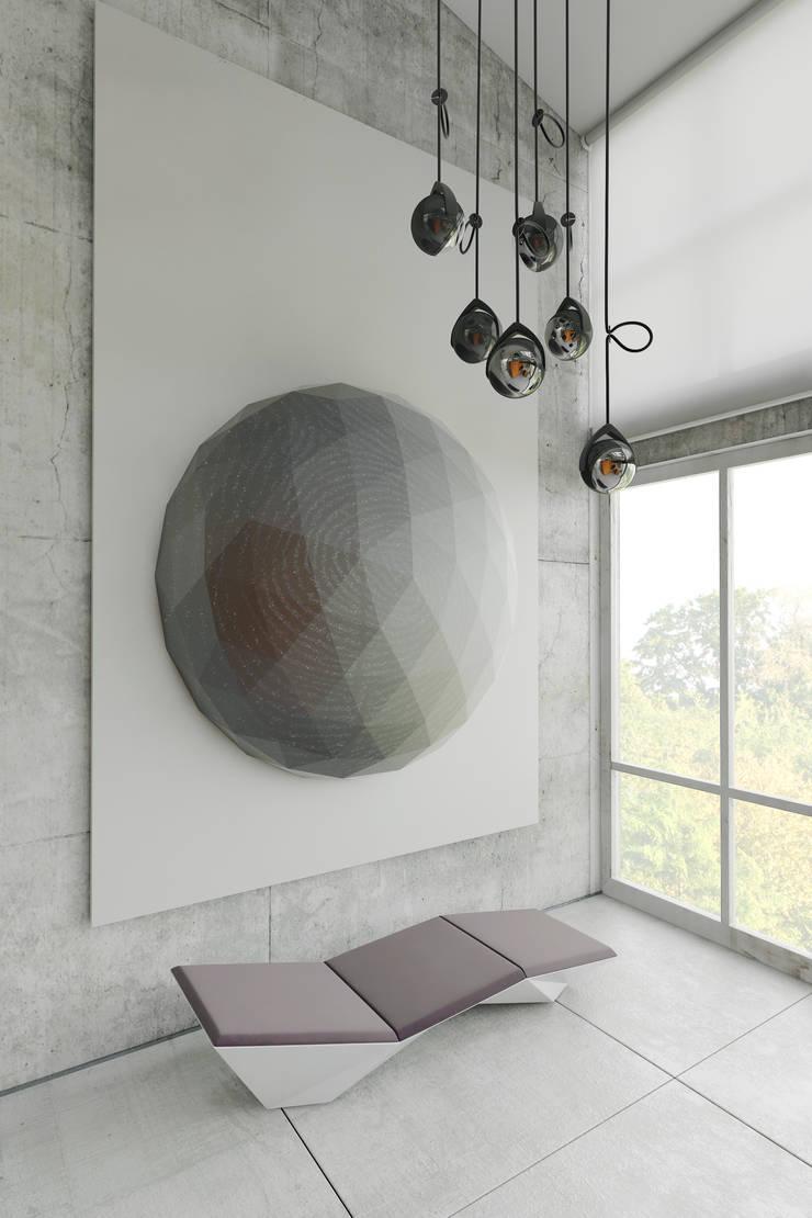 Столовые комнаты в . Автор – Anton Medvedev Interiors
