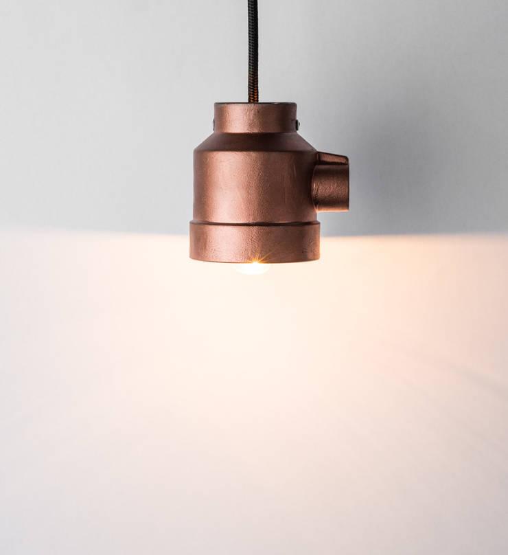 OT 01: styl , w kategorii Jadalnia zaprojektowany przez Firelamps,