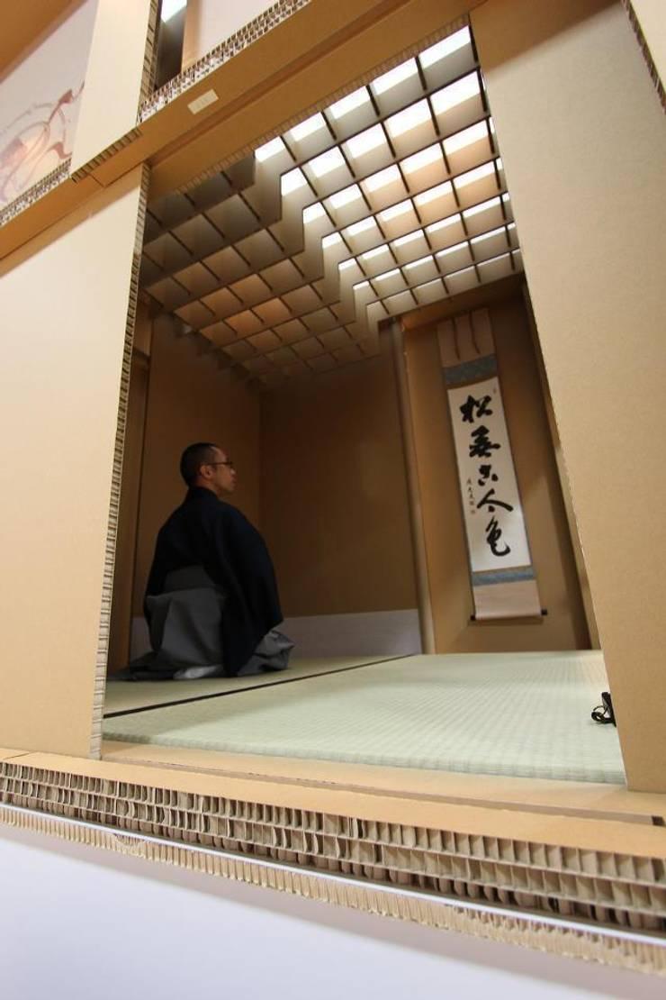紙空庵: トヨダデザインが手掛けた商業空間です。,クラシック