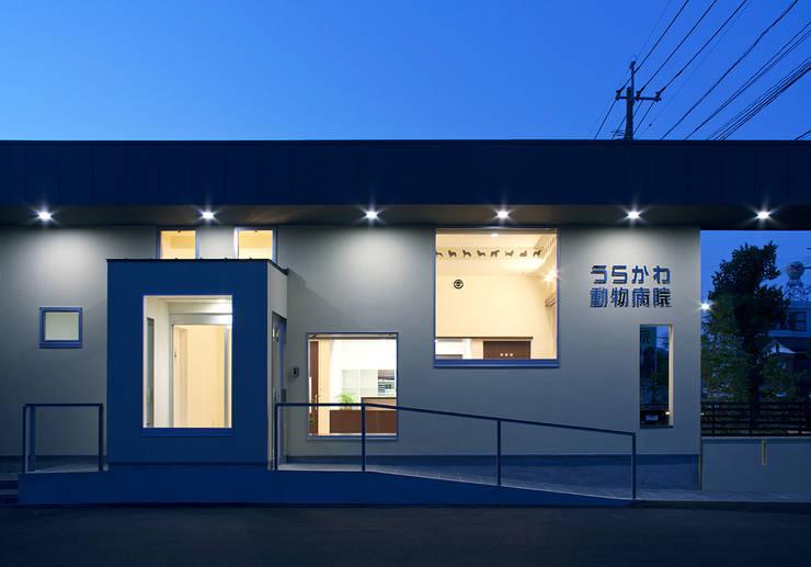 Nhà theo トヨダデザイン, Hiện đại Kim loại