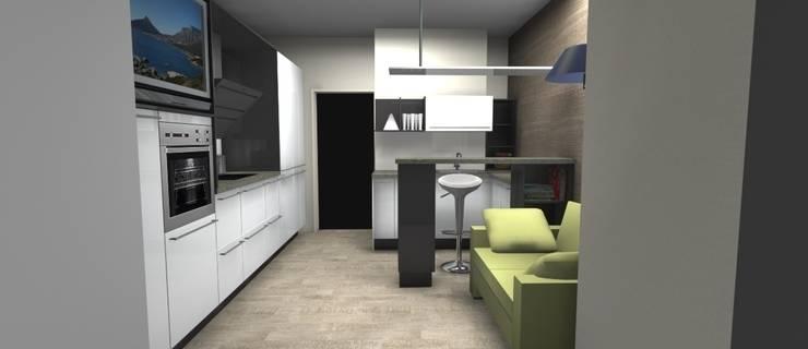 Кухня: Кухня в . Автор – ABICS