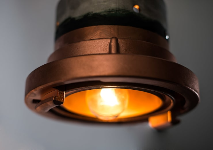 OT 02: styl , w kategorii Jadalnia zaprojektowany przez Firelamps