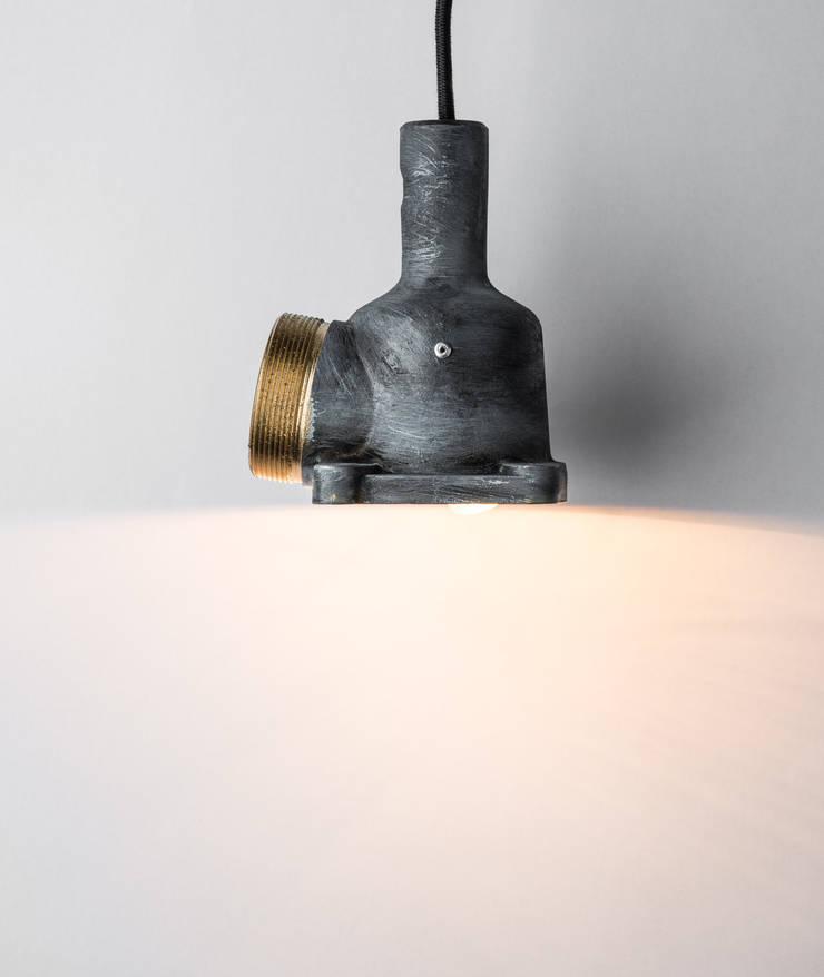 OT 03: styl , w kategorii Sypialnia zaprojektowany przez Firelamps