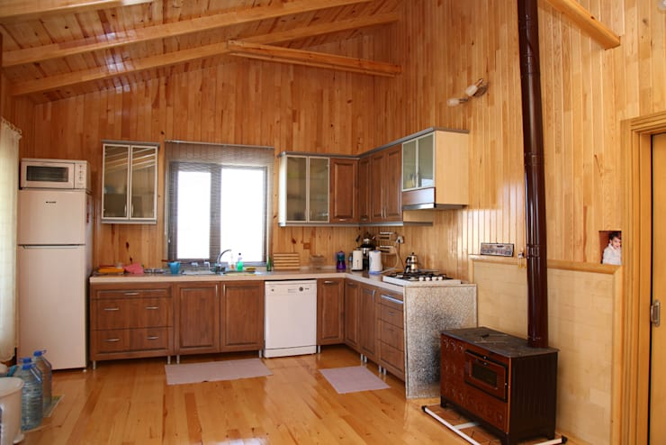 مطبخ تنفيذ Kuloğlu Orman Ürünleri