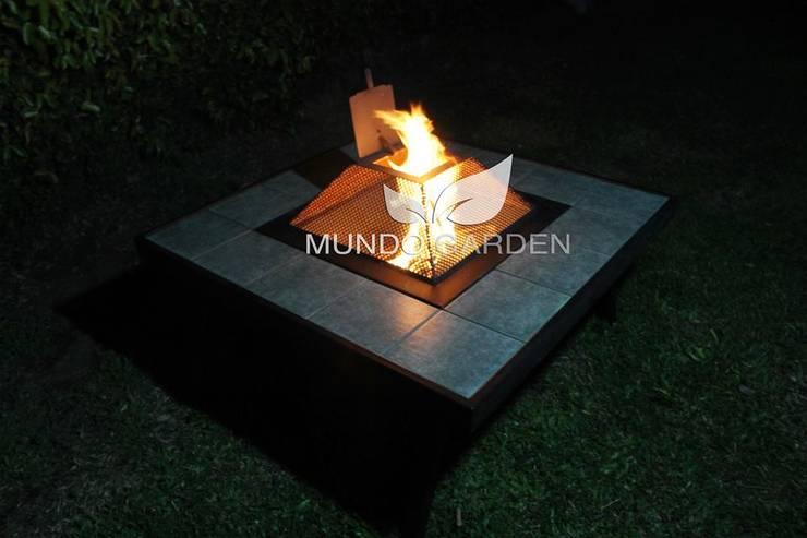 Mesa California Mundo Garden ®: Jardines de estilo  por Mundo Garden