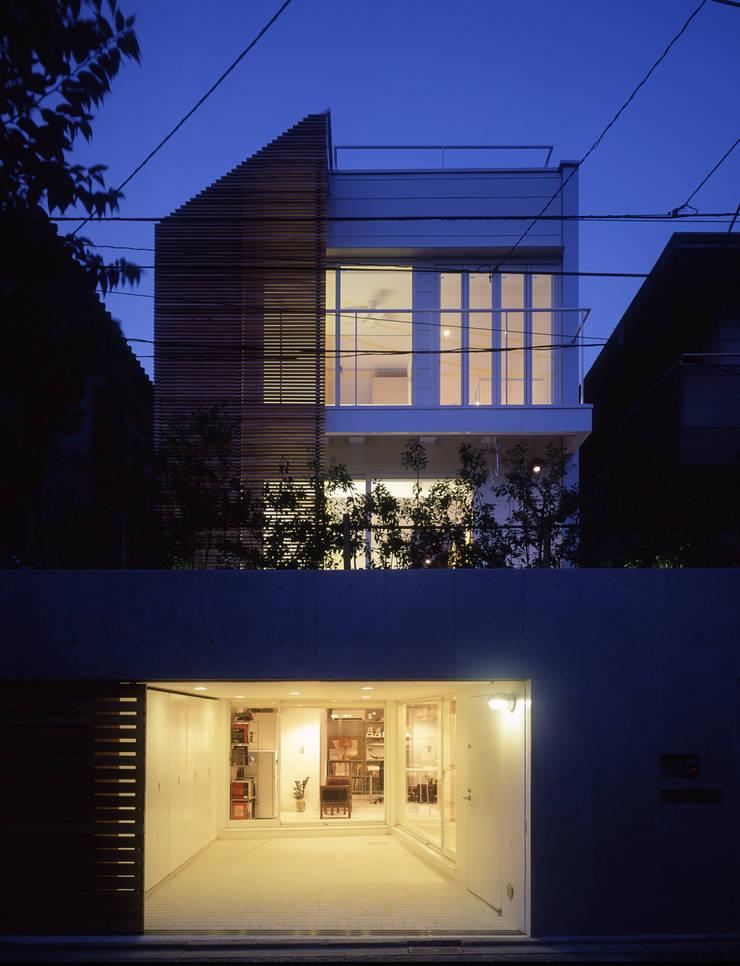 世田谷区O邸: 株式会社STN建築工房が手掛けた家です。
