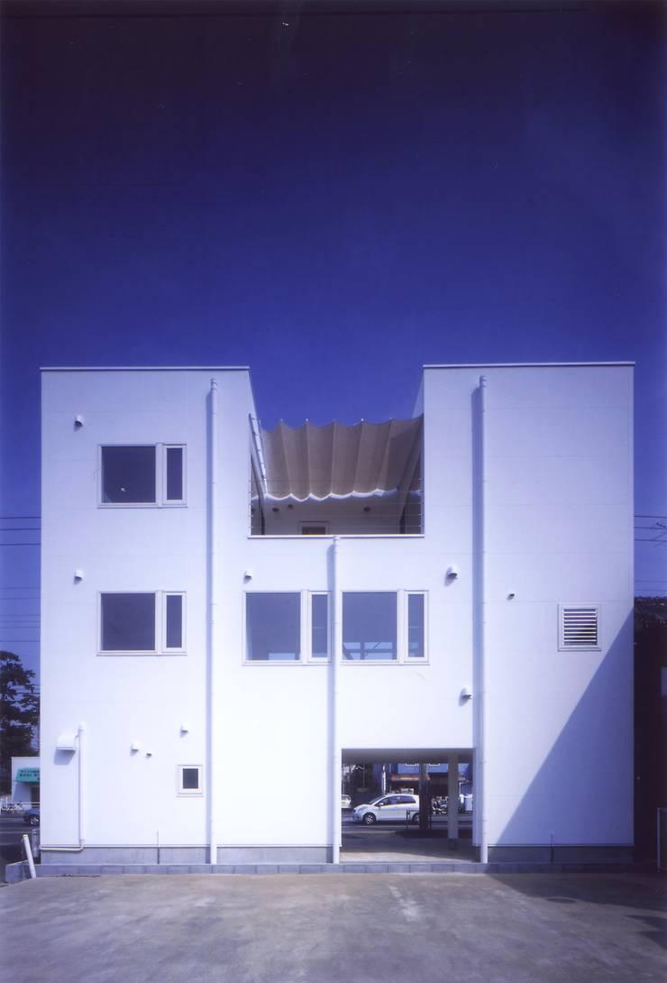 階段の家: 有限会社古里設計一級建築士事務所が手掛けた家です。