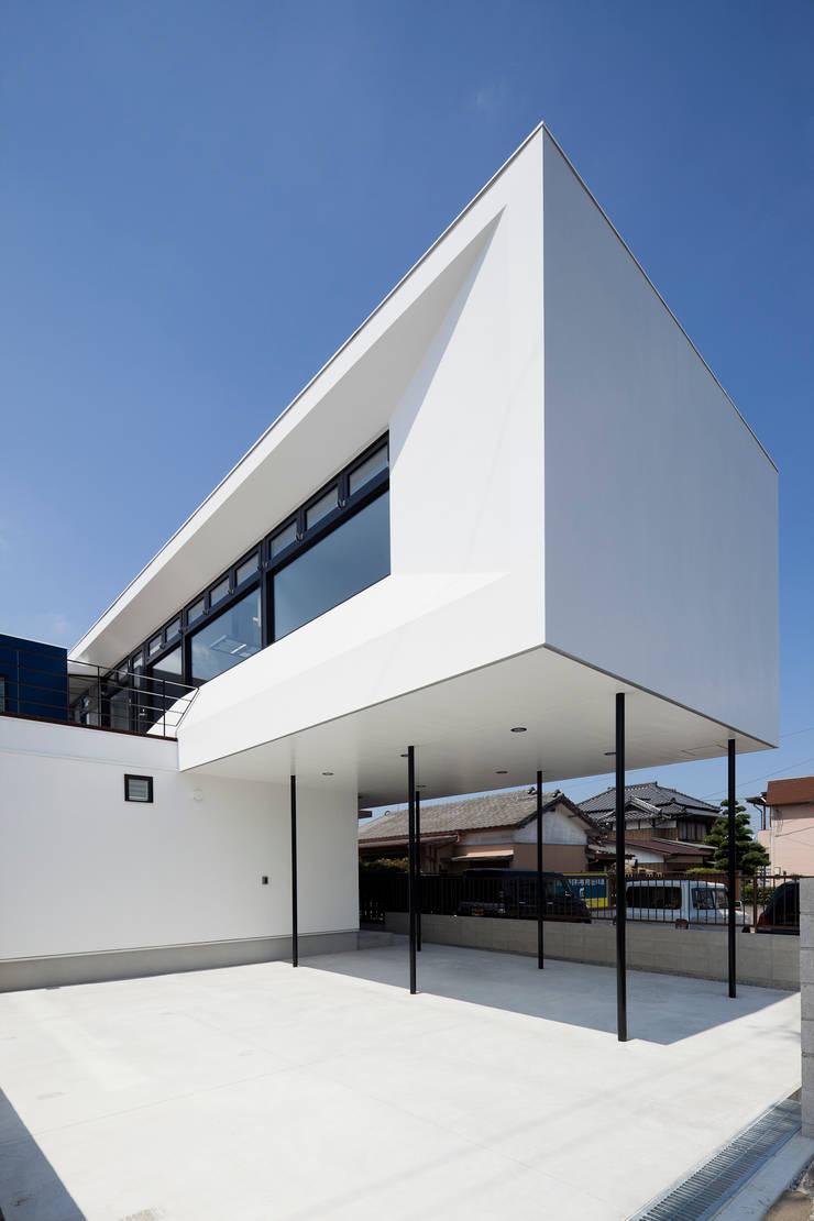 街道の家: 松本匡弘建築設計事務所が手掛けた家です。