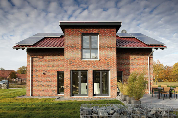 Дома на одну семью в . Автор – FingerHaus GmbH