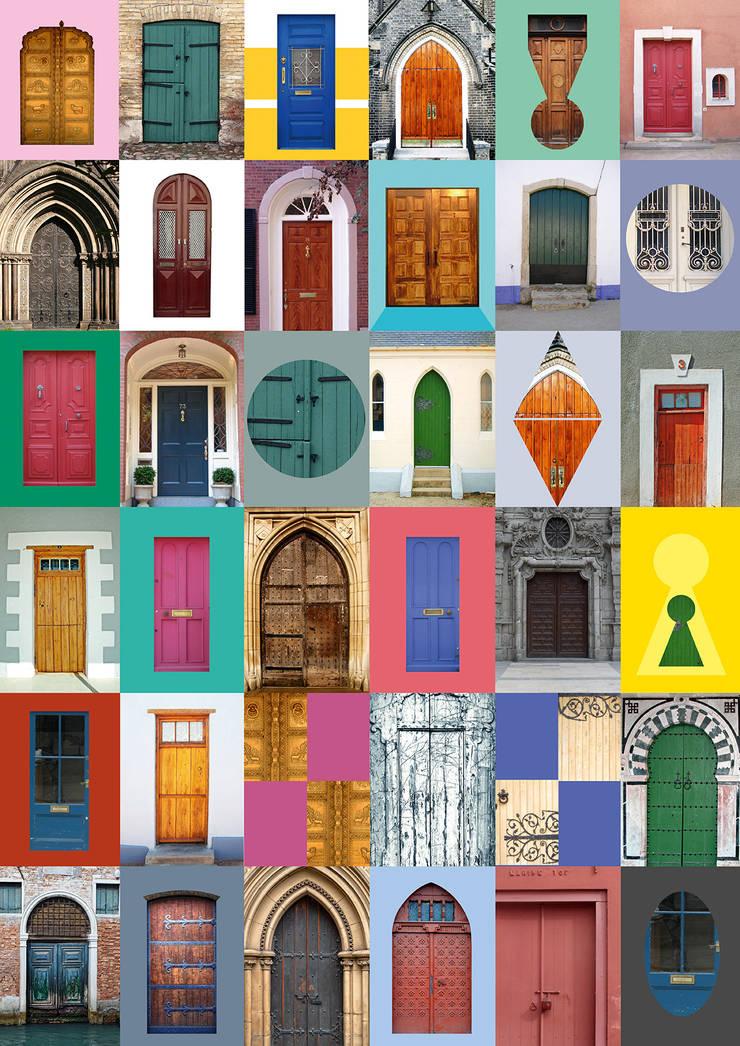 Doors. Размеры: А2, А3, А4: Произведения искусства в . Автор – Dariya Dranishnikova