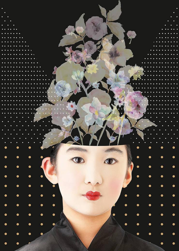 Цветок. Максимальный размер 50х70: Произведения искусства в . Автор – Dariya Dranishnikova