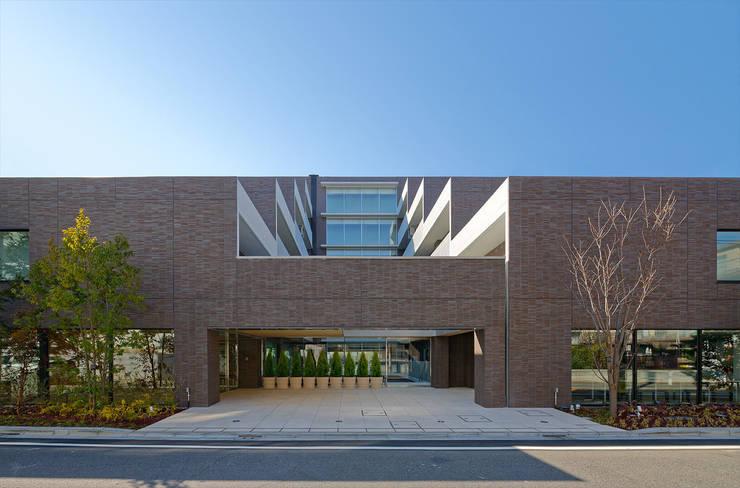 大妻女子大学加賀寮: 佐藤宏尚建築デザイン事務所|SATOH Hirotaka Architectsが手掛けた家です。