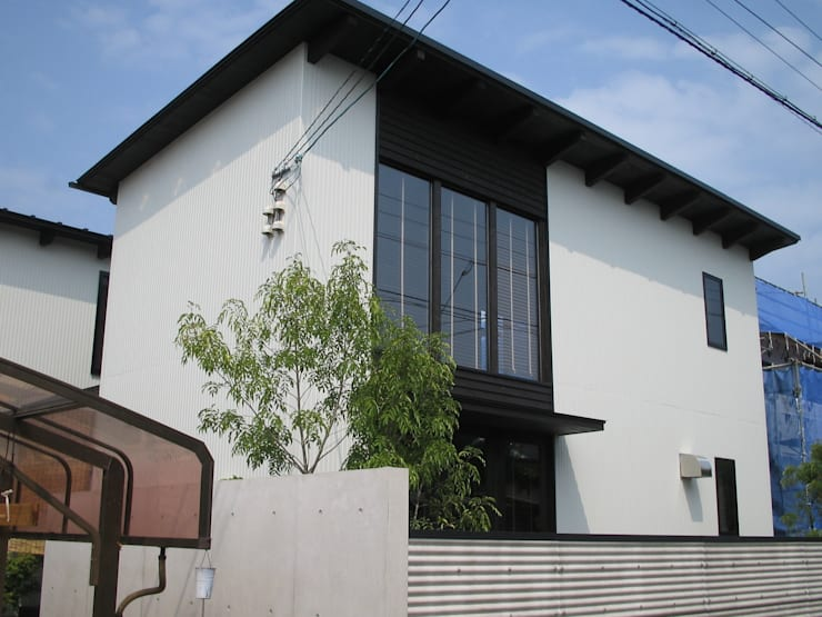 外観: 鈴木祐介建築事務所が手掛けた家です。