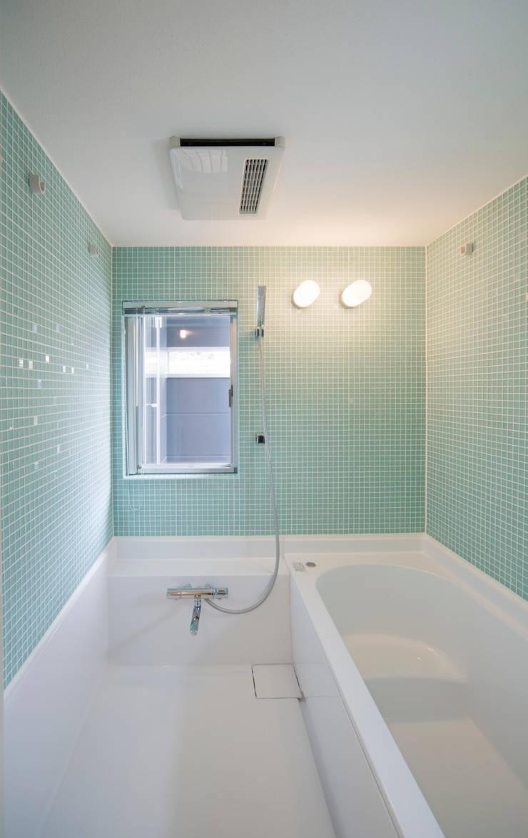 AKT: かわつひろし建築工房が手掛けた浴室です。