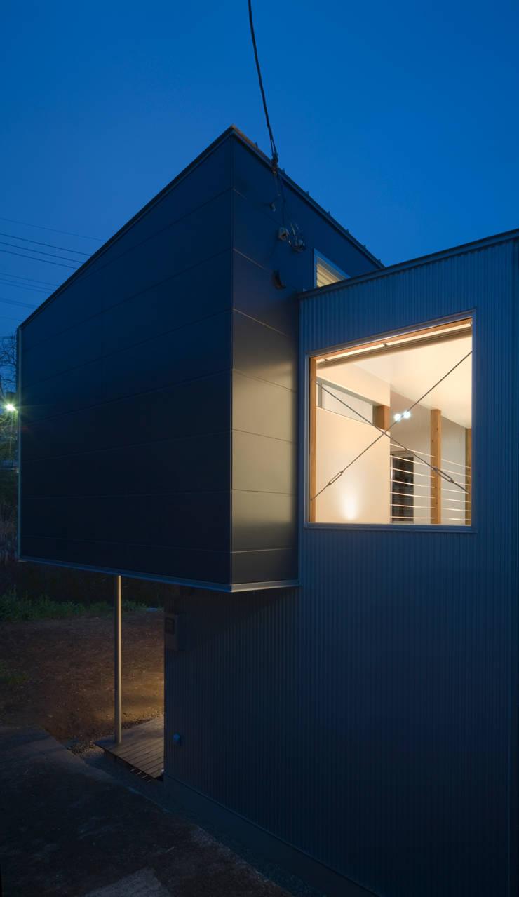 AKT: かわつひろし建築工房が手掛けた家です。