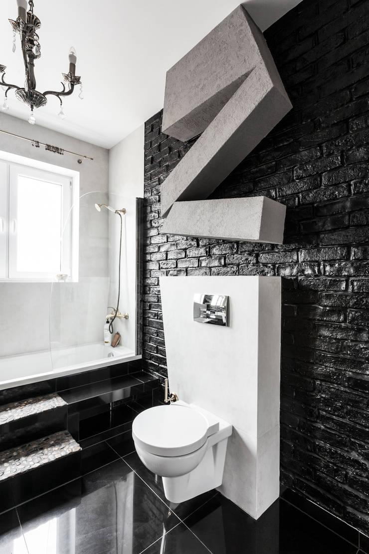 łazienka Styl Eklektyczny By Archikąty Homify