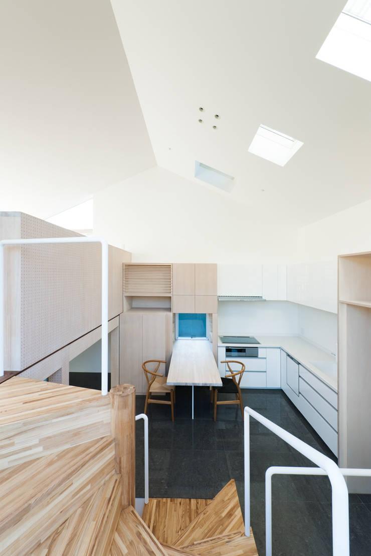 .: 藤田大海建築設計事務所が手掛けたキッチンです。