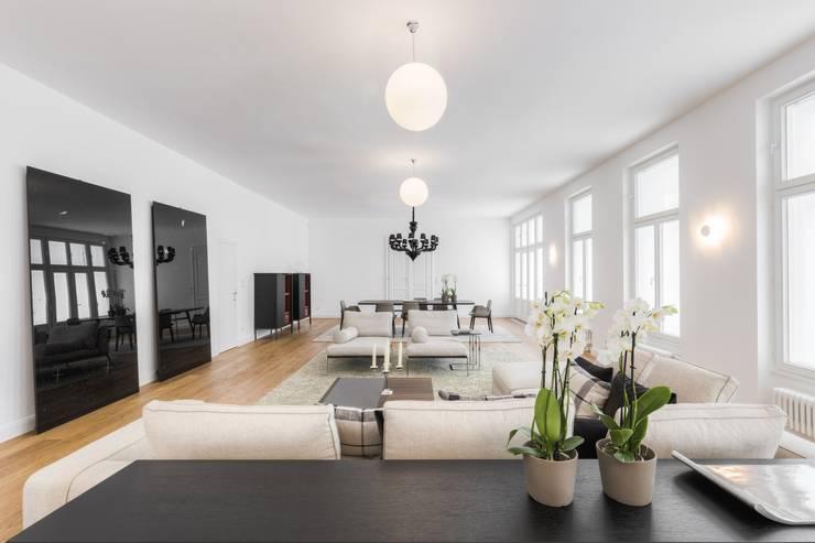 Schreiberweg 12, 1190 Wien:  Wohnzimmer von Serda