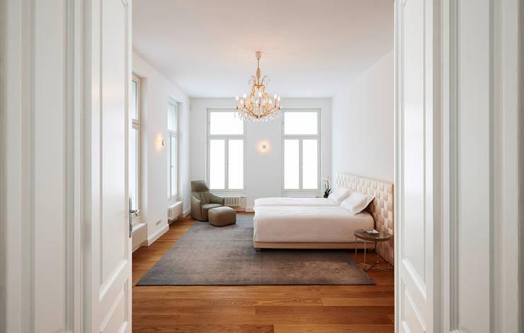 Habitaciones de estilo clásico por Serda