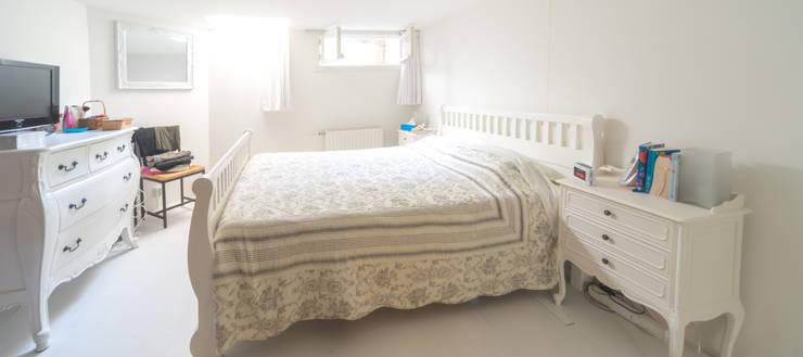 slaapkamer:  Slaapkamer door BALD architecture
