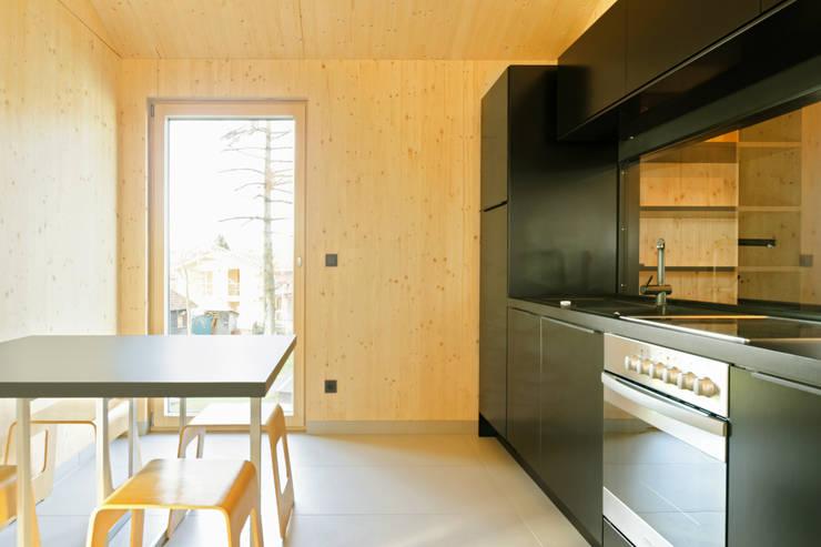 Küche vermittelnd:  Küche von Despang Architekten
