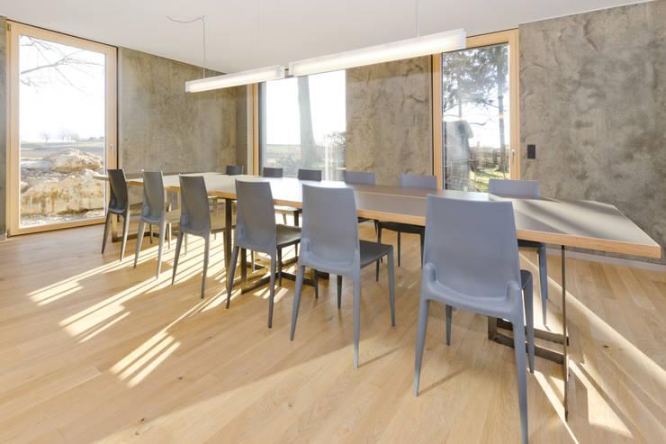 allsinnliche Essentialität:  Arbeitszimmer von Despang Architekten