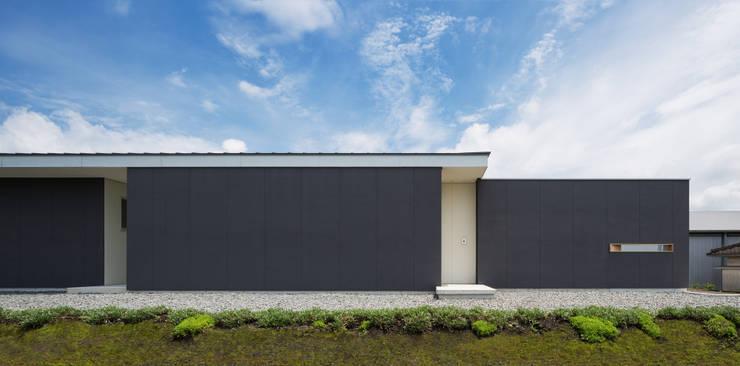 御領の家 モダンな 家 の 末永幸太建築設計 KOTA SUENAGA ARCHITECTS モダン