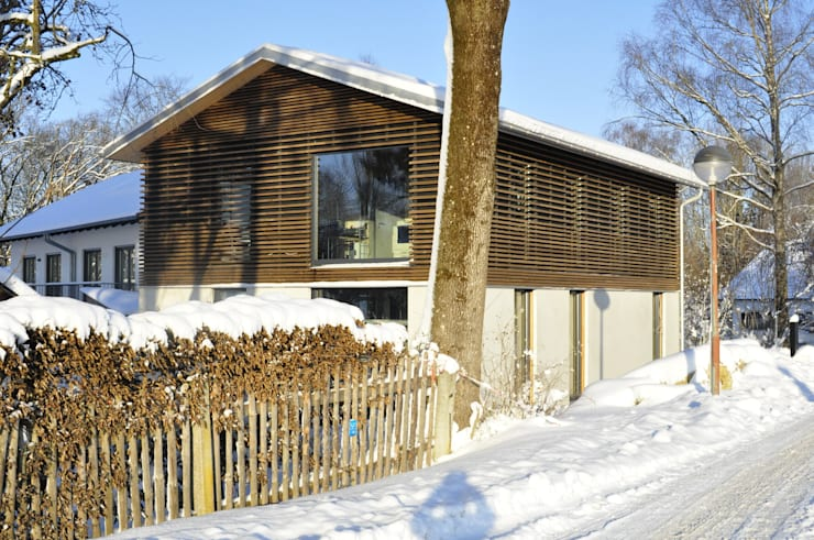 einfühlsam:  Häuser von Despang Architekten