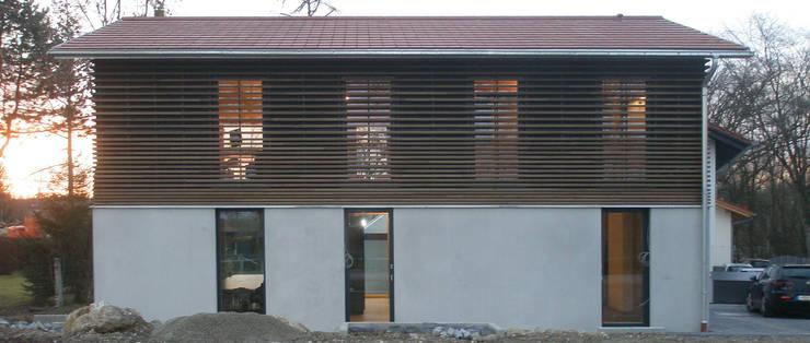 fortgeschriebene Tradition:  Häuser von Despang Architekten