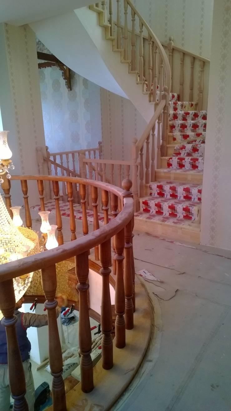 Merdivenci bülent  – Merdivenci Bülent:  tarz Koridor ve Hol