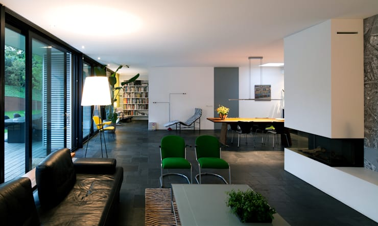 modern Living room by De Kovel architecten
