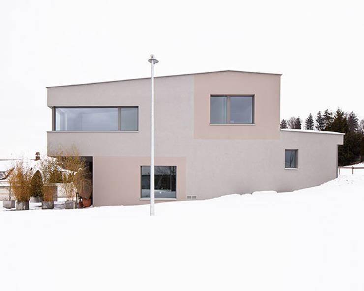 EFH ROHRMÄTTLIWEG:  Häuser von Schmid Schärer Architekten