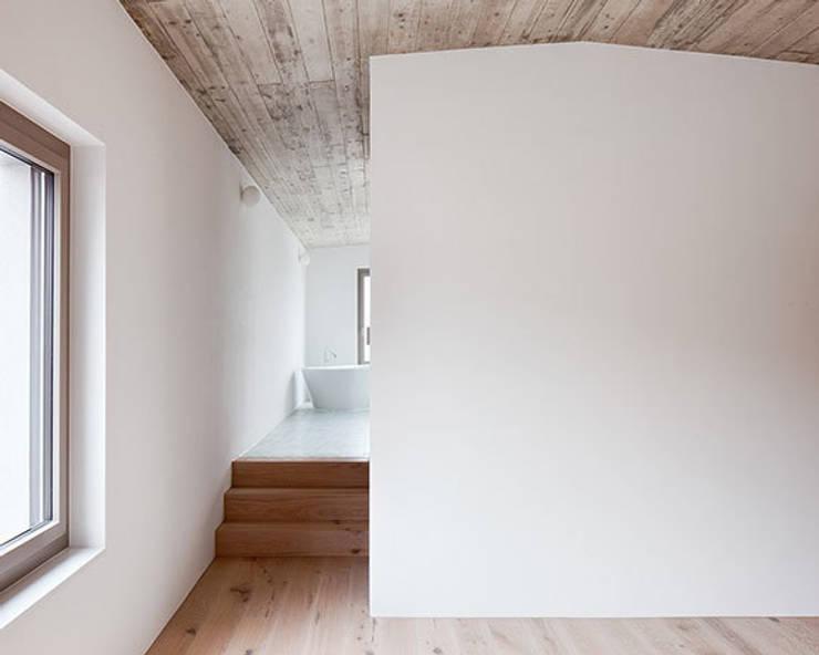 EFH ROHRMÄTTLIWEG:  Spa von Schmid Schärer Architekten