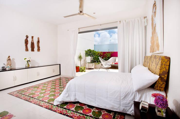Slaapkamer door Taller Estilo Arquitectura