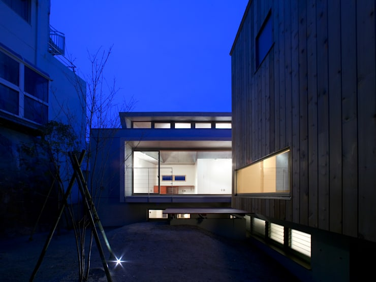 Häuser von かわつひろし建築工房, Modern
