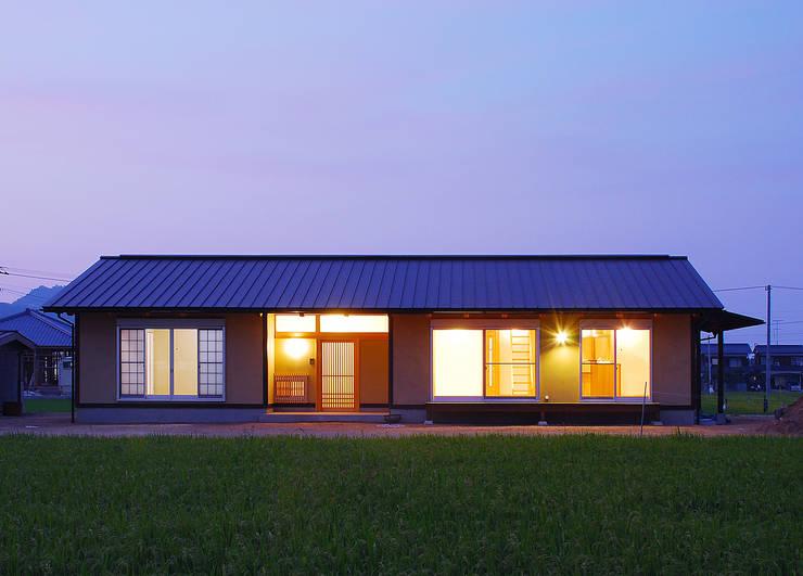 .: 石丸真智子建築設計室が手掛けた家です。