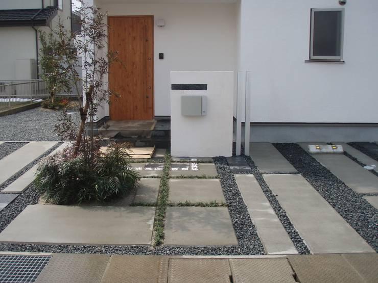 A様邸2: 山野興業 ガーデンスタイルなごみが手掛けたです。
