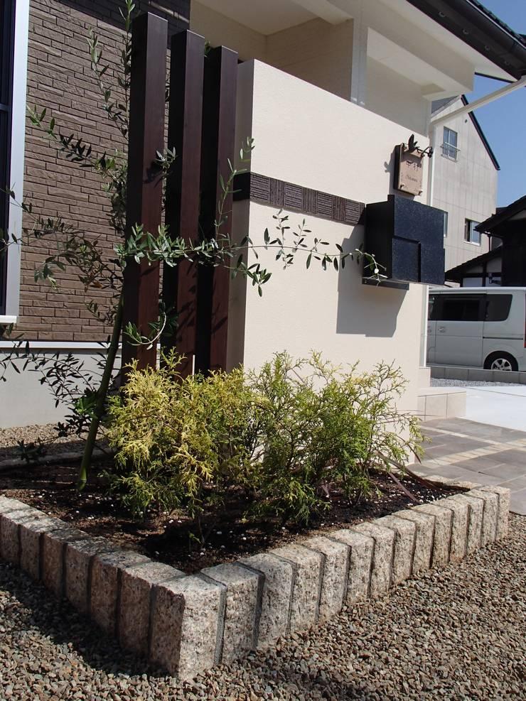 B様邸3: 山野興業 ガーデンスタイルなごみが手掛けたです。