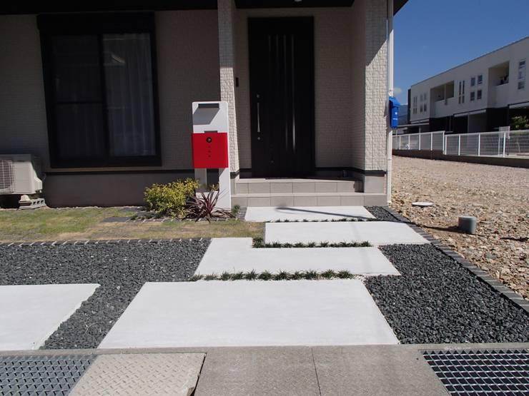 C様邸3: 山野興業 ガーデンスタイルなごみが手掛けたです。